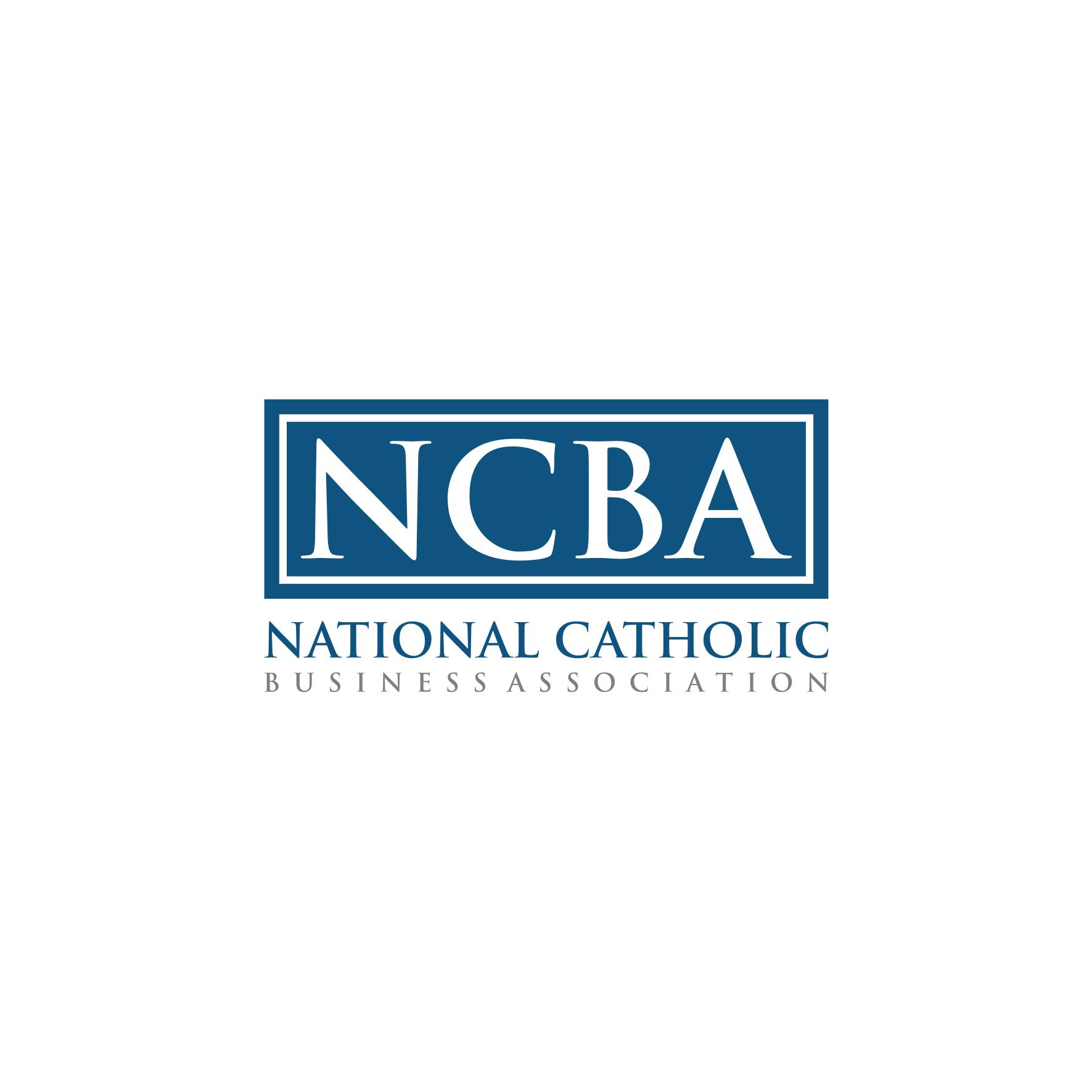 Winning Entry #23 for Logo And Business Card Design contest - Religious Logo And Business Card Design required by The National Catholic Business Association - original