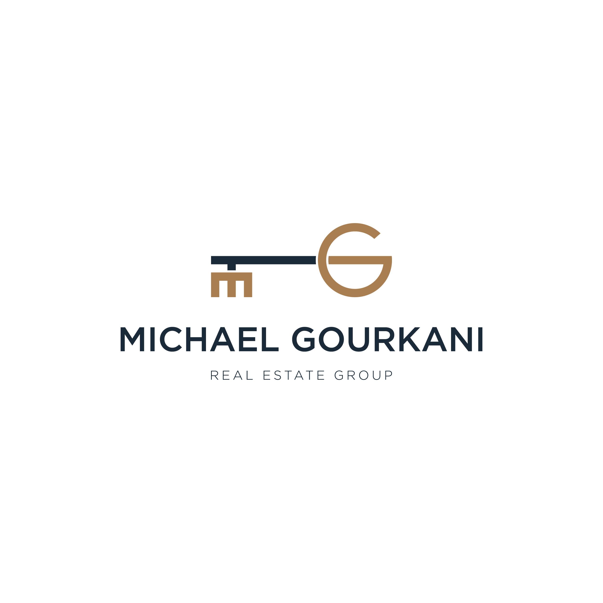 Winning Entry #96 for Logo Design contest - Real Estate Logo Design for Michael Gourkani Real Estate Group - original