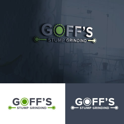 Participating Entry #77 for Logo Design contest - Stump grinding logo  - original