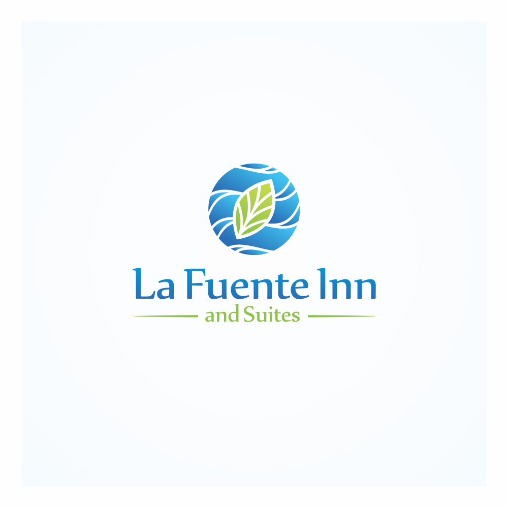 Winning Entry #106 for Logo Design contest - La Fuente Inn and Suites Hotel Logo Design - original