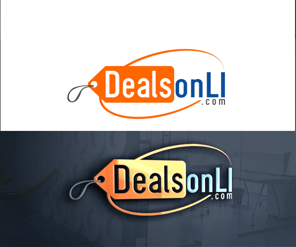 Winning Entry #95 for Logo Design contest - Long Island Radio Station -Deals Website - original