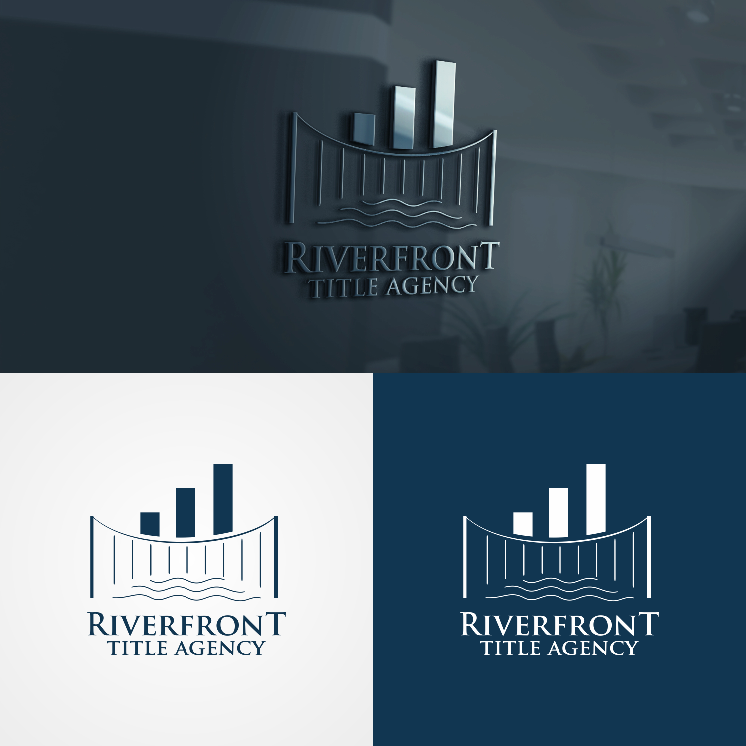Winning Entry #83 for Logo Design contest - Real Estate & Mortgage Logo Design required - original