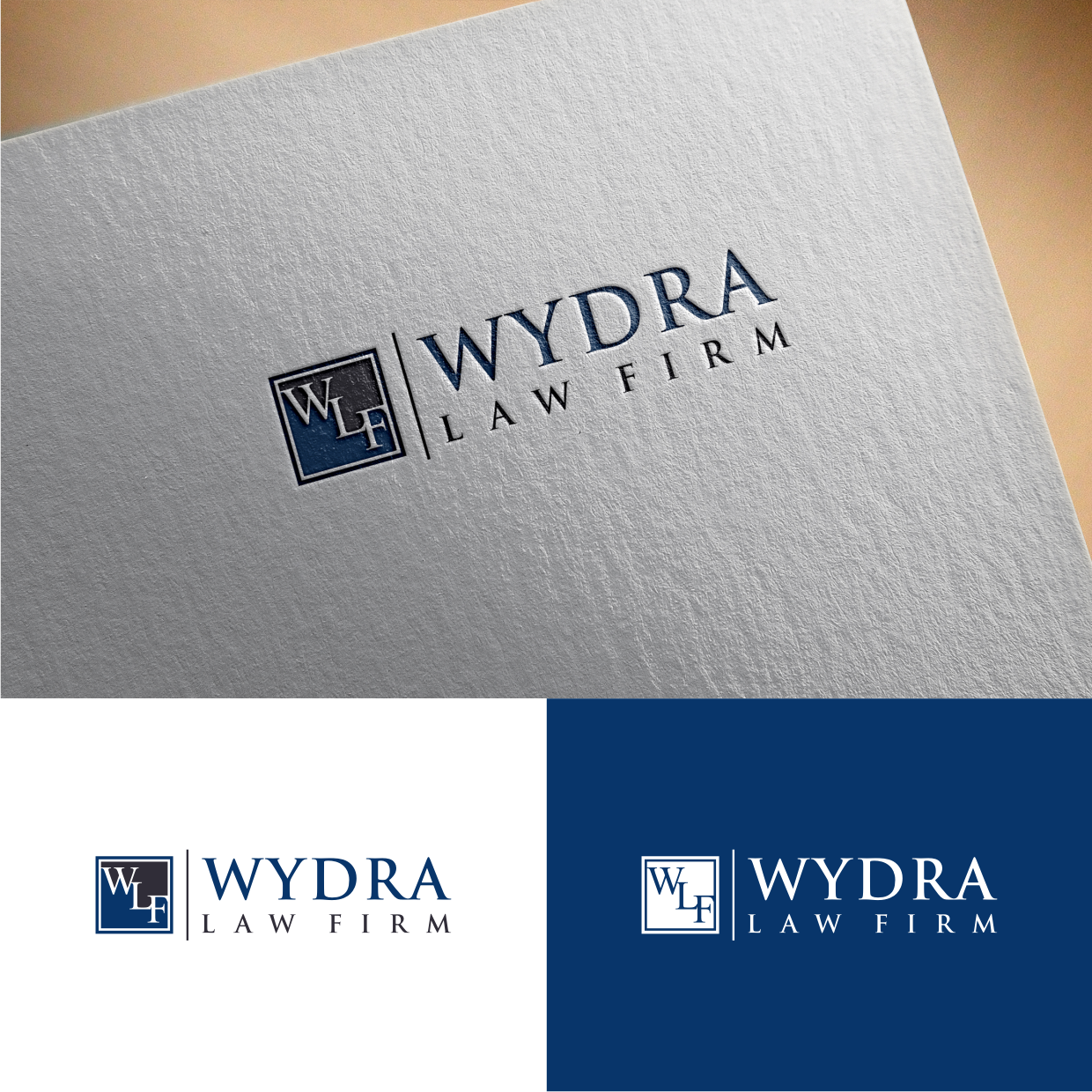 Winning Entry #179 for Logo Design contest - Attorney & Law Logo Design required by Wydra Law Firm PLLC - original
