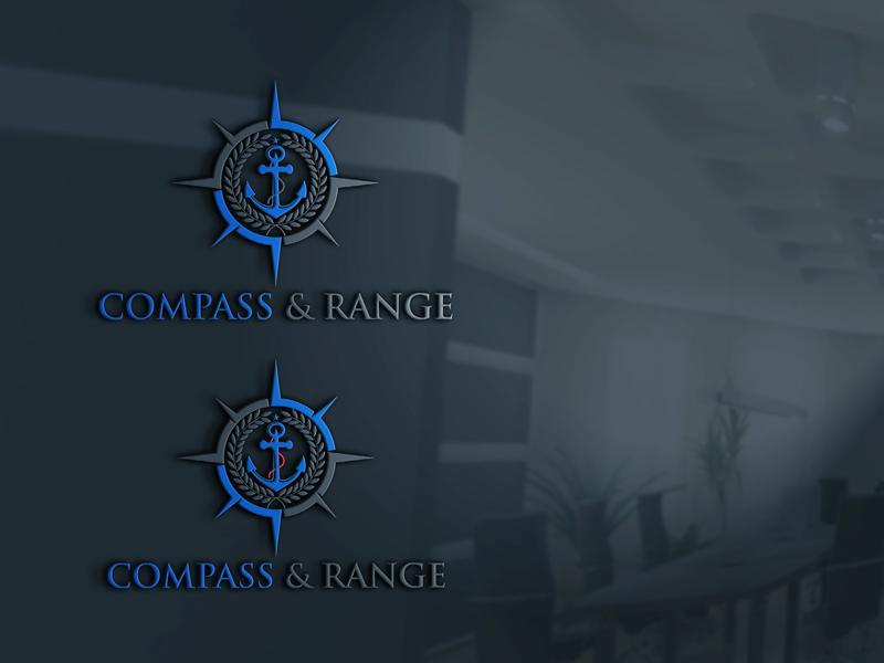 Winning Entry #177 for Logo Design contest - Compass & Range Logo Contest - original