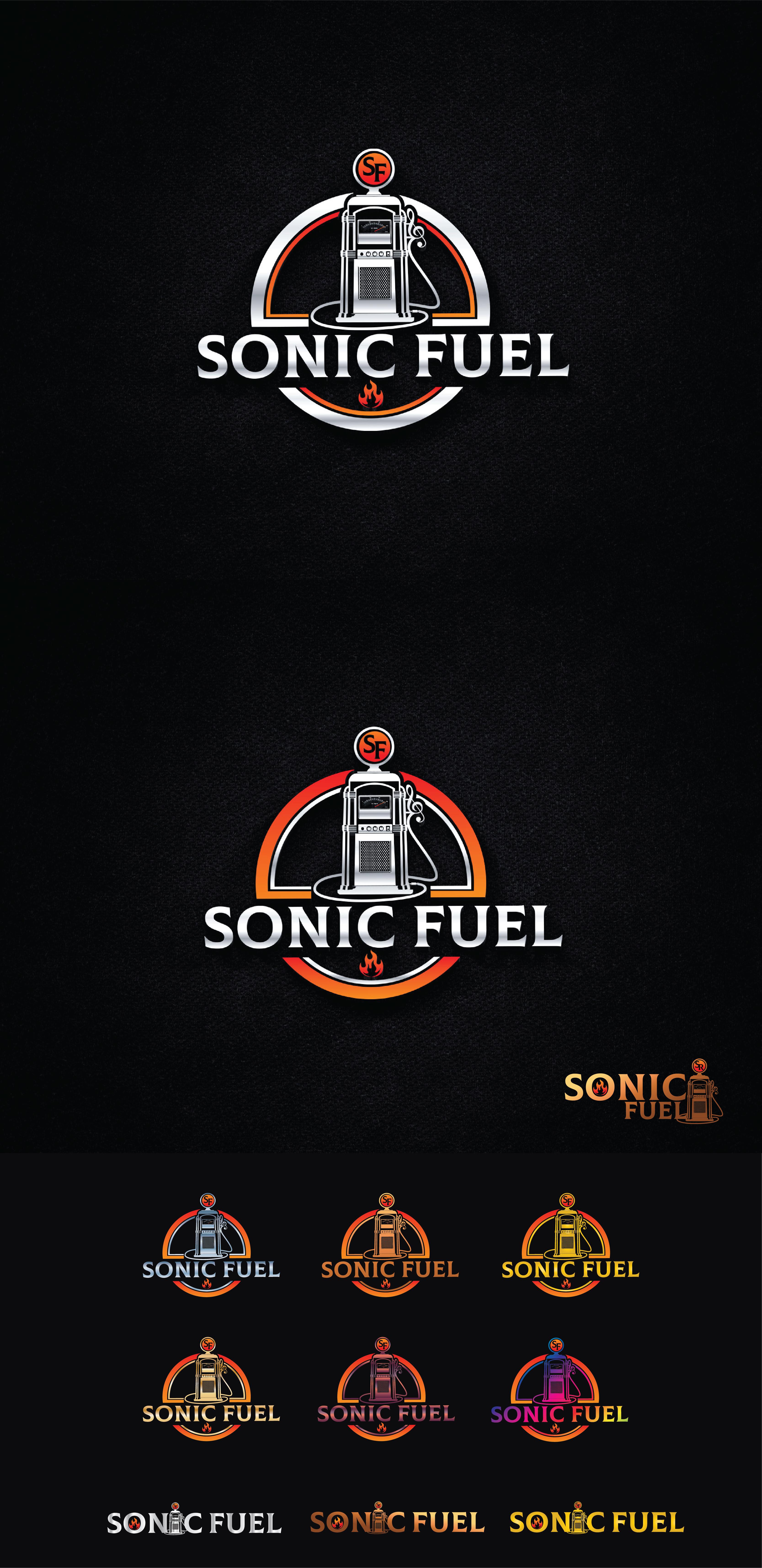 Winning Entry #94 for Logo Design contest - Band Logo Design required - original
