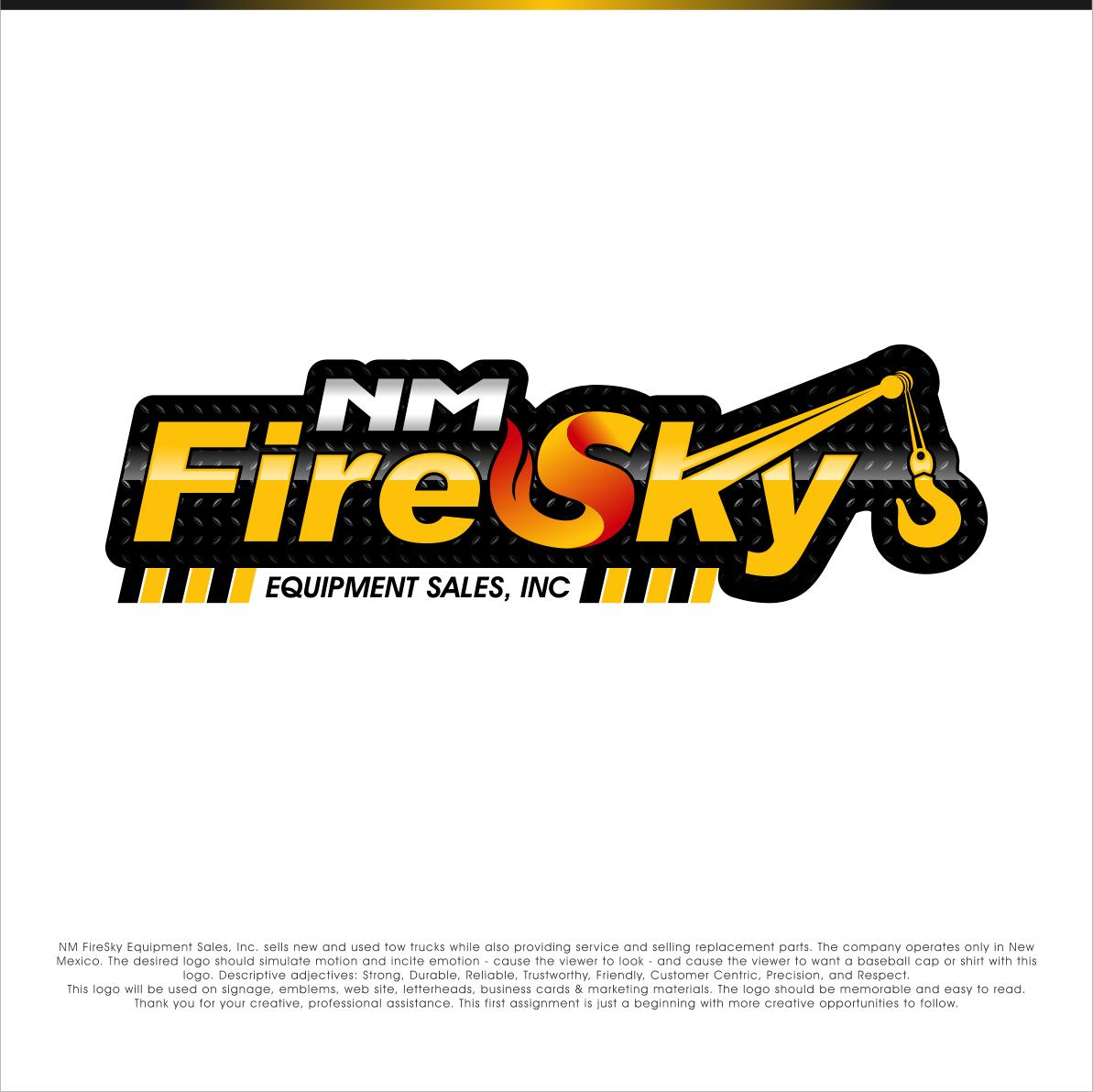 Winning Entry #66 for Logo Design contest - NM FireSky - original