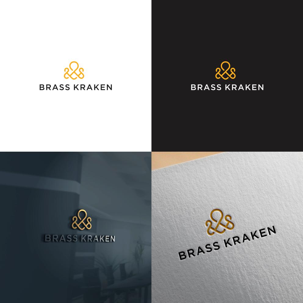 Winning Entry #194 for Logo Design contest - Marketing Logo Design - Brass Kraken - original