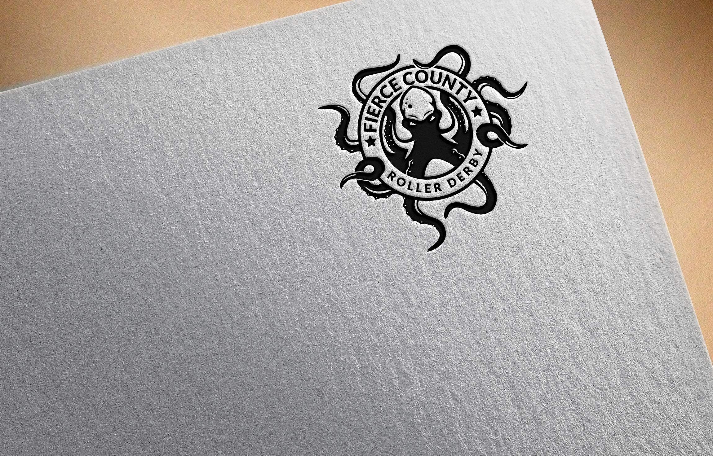 Winning Entry #81 for Logo Design contest - Roller Derby Logo Contest - original