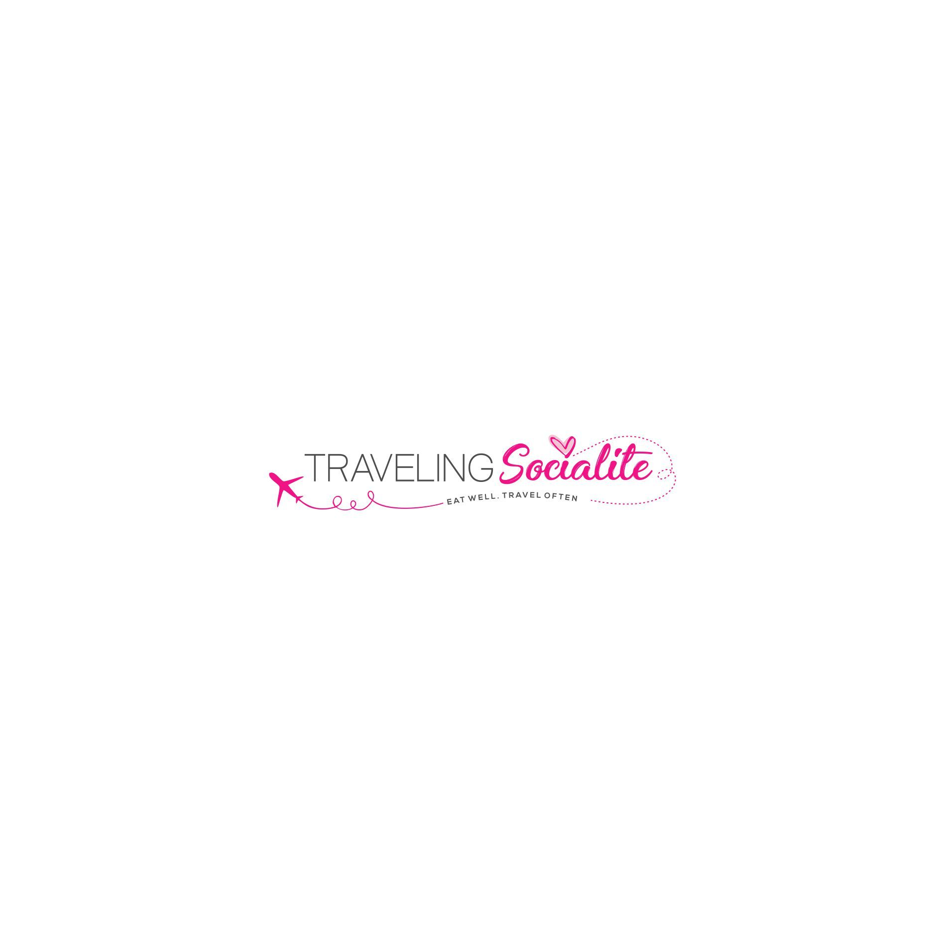 Winning Entry #197 for Logo Design contest - Create a Logo for a Travel & Lifestyle Blog - original