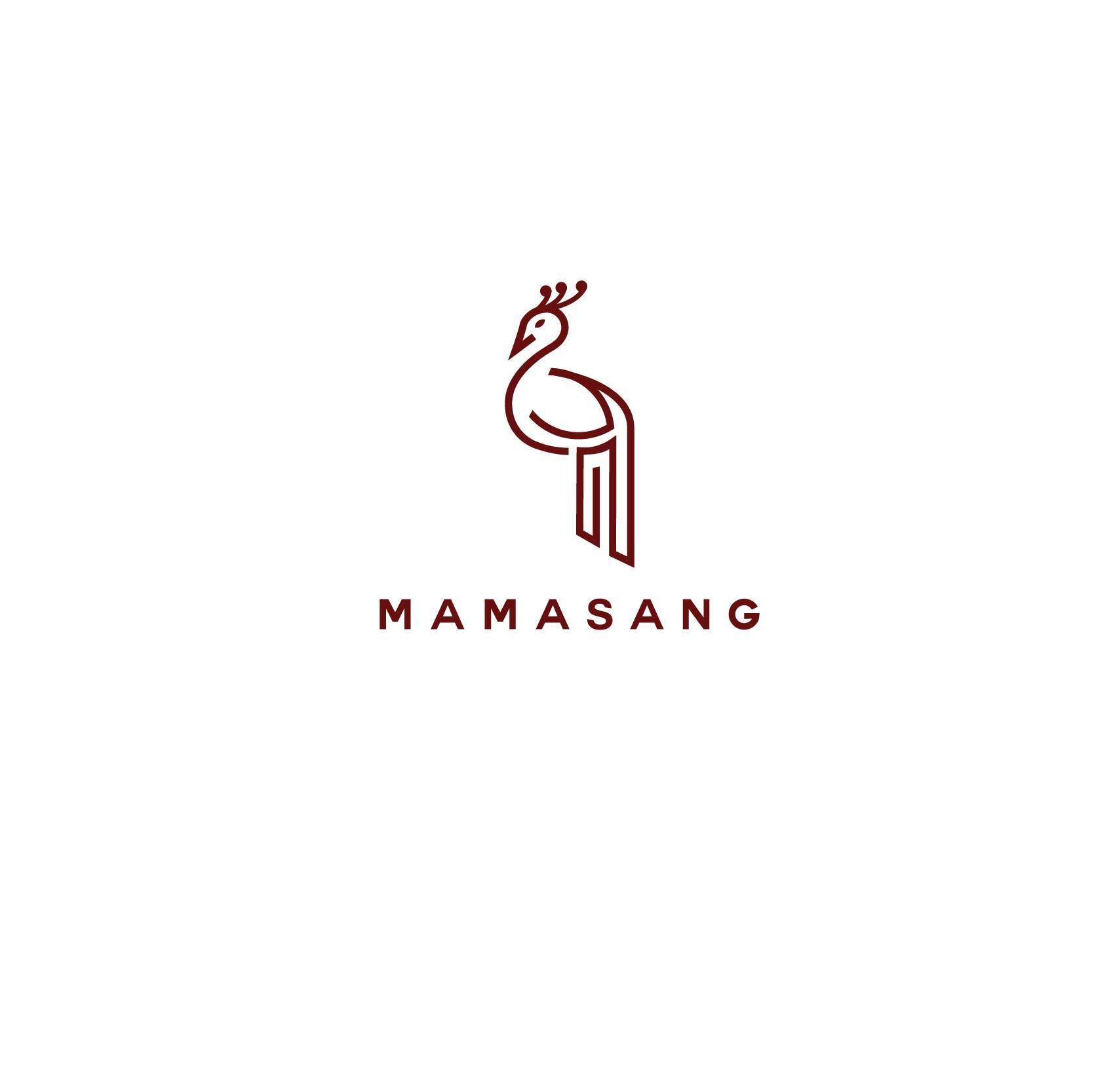 Winning Entry #99 for Logo Design contest - MAMASANG - Vibe Dining Restaurant Logo - original