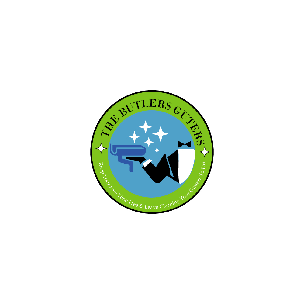 Participating Entry #40 for Logo Design contest - Rain Gutter Cleaning Logo Design required - original