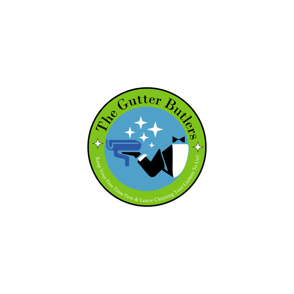 Participating Entry #72 for Logo Design contest - Rain Gutter Cleaning Logo Design required - original