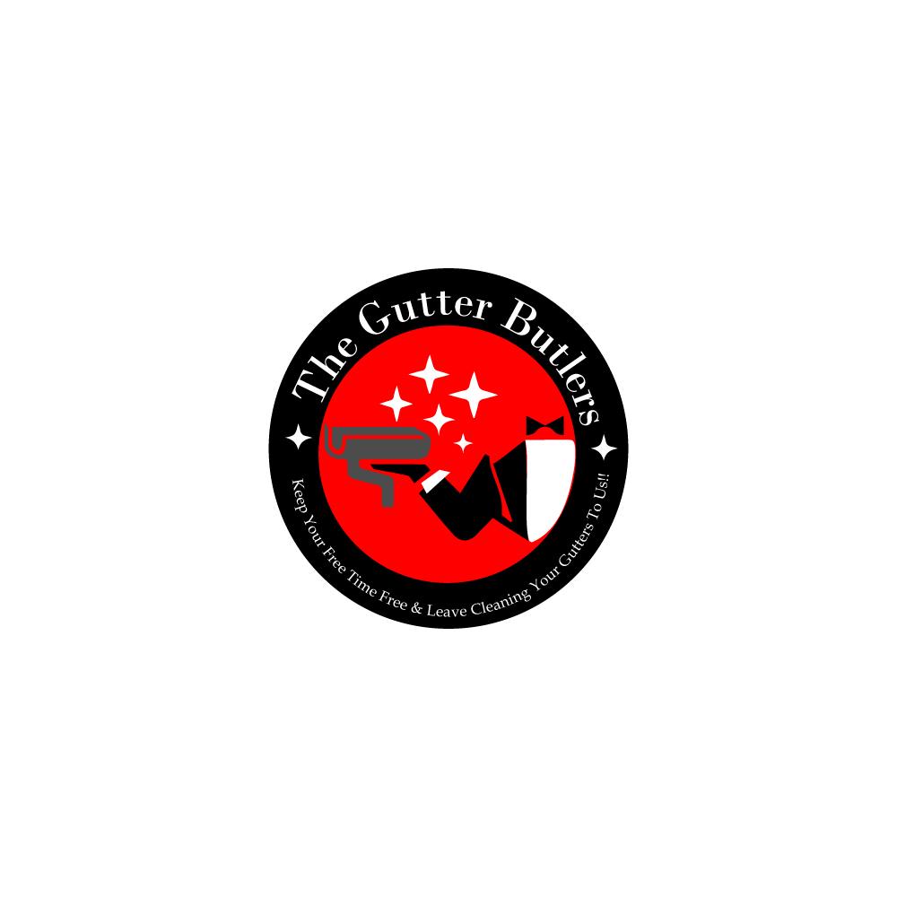 Winning Entry #135 for Logo Design contest - Rain Gutter Cleaning Logo Design required - original