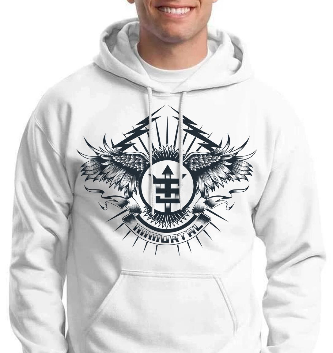 Winning Entry #15 for T-Shirt Design contest - ImmortalSupplyCo Marketing T-Shirt Design required - original