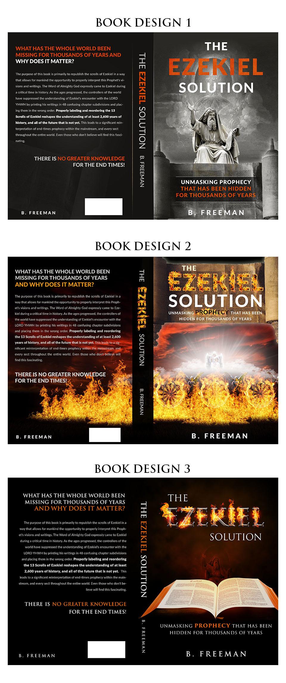 Participating Entry #61 for Book cover Design contest - Religious Book cover Design required - original