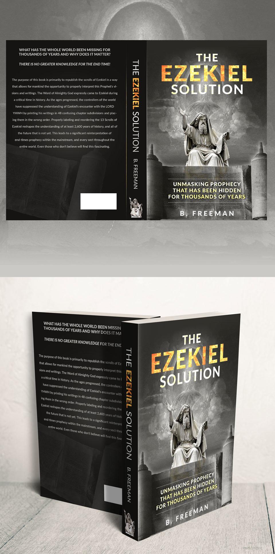Participating Entry #1 for Book cover Design contest - Religious Book cover Design required - original