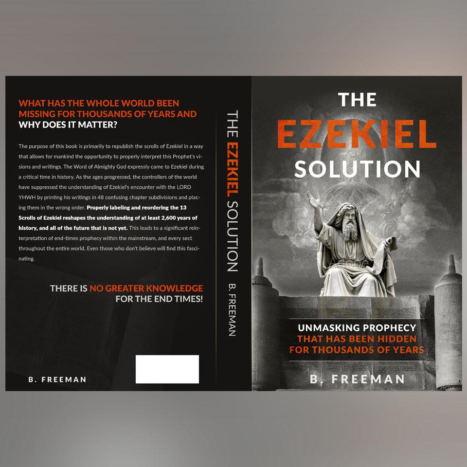 Winning Entry #67 for Book cover Design contest - Religious Book cover Design required - original