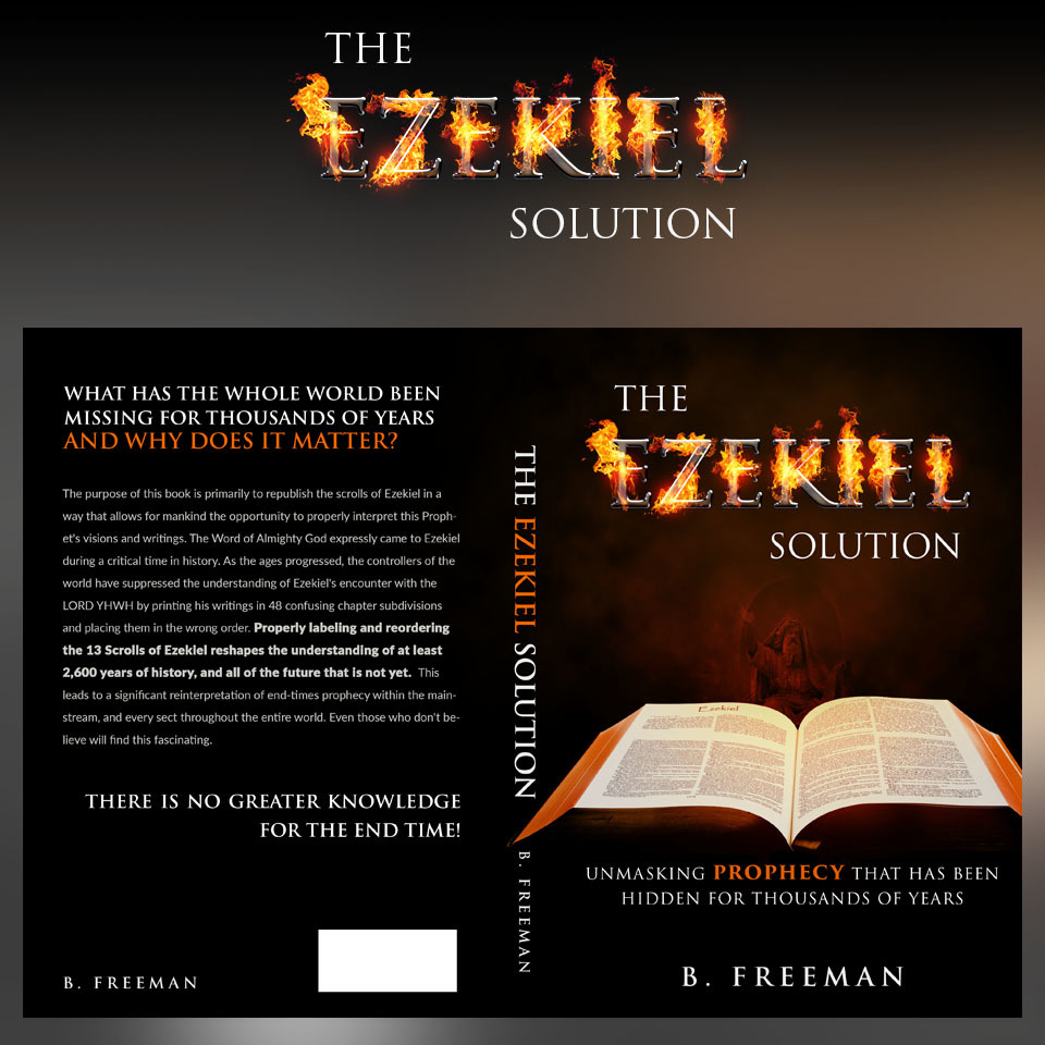 Participating Entry #56 for Book cover Design contest - Religious Book cover Design required - original