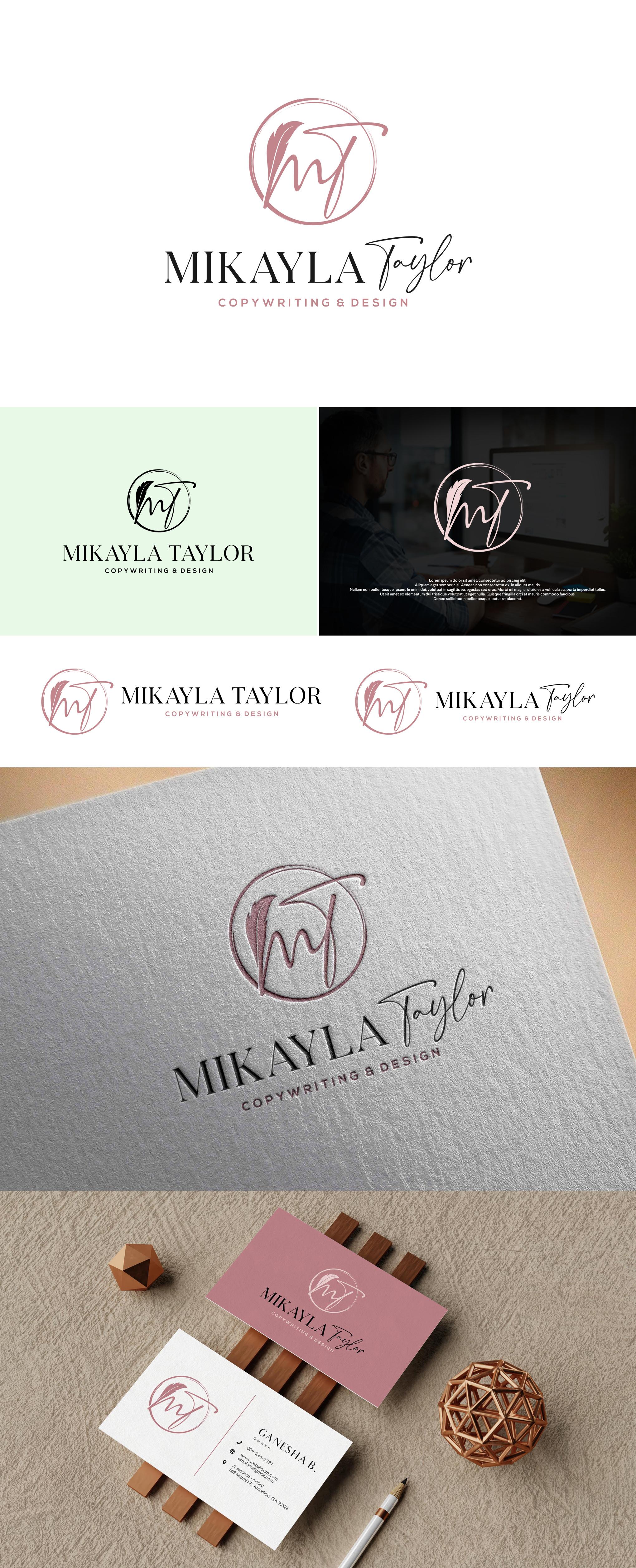 Winning Entry #88 for Logo Design contest - Copywriting & Web Design Business Logo Design - original