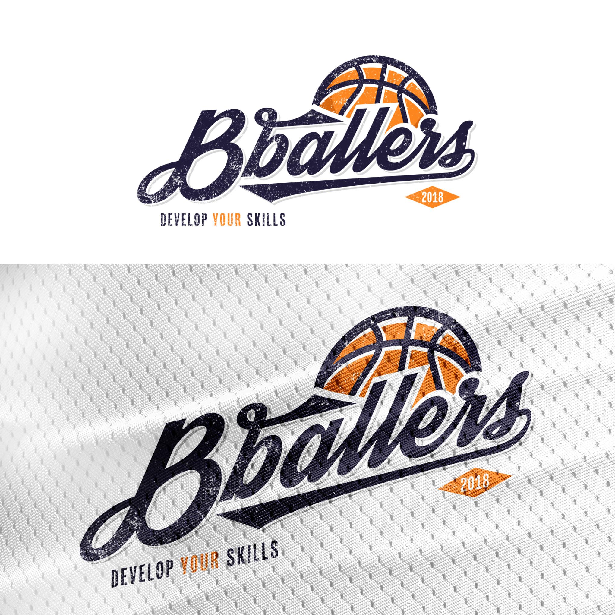 Winning Entry #87 for Logo Design contest - Basketball camp design - original