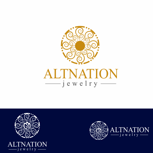 jewelry graphic design branding services