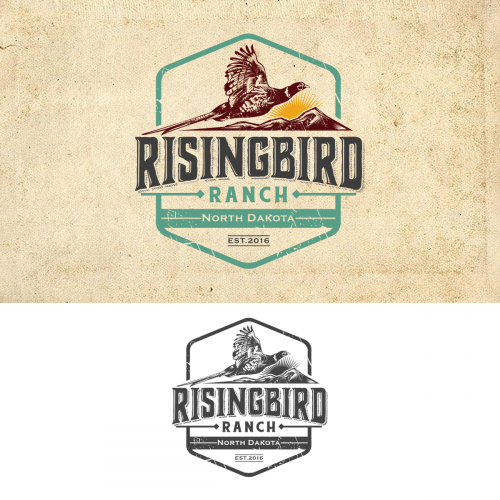 Winning Entry #14 for Logo Design Contest - Logo for Private Hunting Ranch named
